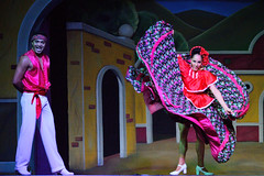 Mexican night show at Cancn (MarGoCor87) Tags: mexicana mexico dance dress danza mexican typical baile vestido tpico