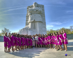 2016 Cherry Blossom Queens and Princesses at Martin Luther King Jr. Memorial. ((3.3 million views)) Tags: lighting festival japan cherry princess blossom united ceremony states lantern hdr princesses ncss 2016 martinlutherkingjrmemorial