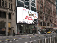 New York City 2016 Pee-Wee's Big Holiday (wheeltoyz) Tags: new york city nyc apple pee yellow big manhattan cab taxi herman wee netflix