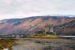 Eilean Donan (gladysperrier@btinternet.com) Tags: island ross eilean donan kintail donnn