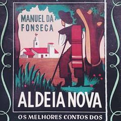 aldeia nova (Rosa Pomar) Tags: capa livro alentejo manta manueldafonseca