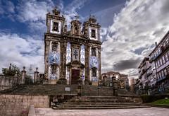 Igreja de Santo Ildefonso (tomasc75) Tags: portugal church sony iglesia porto oporto carlzeiss sanildefonso variotessar a7r saintildefonso alpha7r ilce7r fe1635mmf4zaoss sel1635z