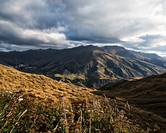 New Zealand South Island (DASEye) Tags: autumn newzealand mountains fall landscape nikon view vistas davidadamson daseye