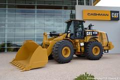 Cat 972M Loader (NV) (Trucks, Buses, & Trains by granitefan713) Tags: cat equipment caterpillar heavyequipment loader frontendloader frontloader bucketloader wheelloader 972m cat972m