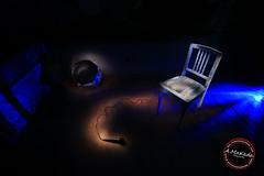 No Abandones el Arte (Antonio Makeda) Tags: life longexposure light lightpainting art abandoned luz azul night de luces noche arte interior silla lugares artistas micro musica nocturna bateria fotografia autor pintura musicos tambor nocturno escenas abandono fotonocturna abandonada largaexposicion fotografianocturna