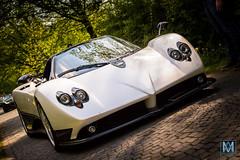 Pagani Zonda F (*AM*Photography) Tags: auto italy white car italian nikon automobile special cc exotic rare supercar zonda amg v12 pagani d3200 hypercar worldcars carscofee