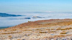 Could be the Alps......! (andythomas390) Tags: morning mist clouds sunrise nikon yorkshiredales 18200mm leefilters d7000 littlestopper