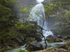 A Fervenza (nO_VR) Tags: water waterfall spain agua europe olympus galicia galiza nd omd ferrol cascada fervenza narn filtrond zuico filtrohoya