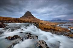Kirkjufell Mountain (FredConcha) Tags: mountain river landscape waterfall iceland kirkjufell nikond800 fredconcha