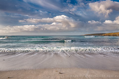 Coastal beauty (Images by Ann Clarke) Tags: sunrise rocks lonepine southaustralia greenalgae eyrepeninsula leefilters wwwimagesbyannclarkecomau august2015