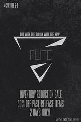 Flite-50%-Off-Sale (Liam Cole Owner of FLite.) Tags: sneakers secondlife belleza reign maitreya flite kenadeecole