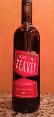 Frisky Beaver (jmaxtours) Tags: ontario wine beaver redwine frisky ontariowine vqa ontariovqa friskybeaver friskyred bacofochcabernetviognier