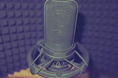 audio technica (john.hy) Tags: microphone audio technica condenser at4040 micshield