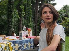 Muse (DGROLLA) Tags: musa ragazza grigliata maccagno