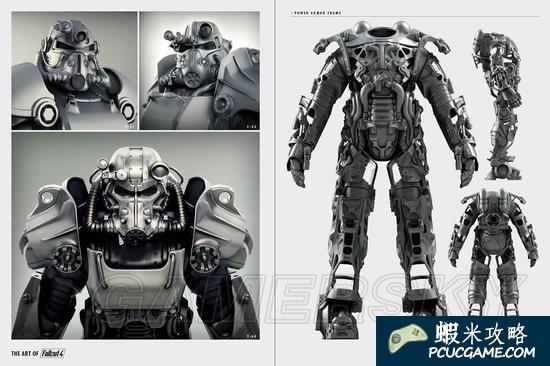 異塵餘生4 動力裝甲原型圖鑑及介紹