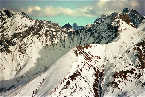 St Anton Alpine range