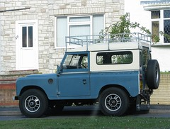 TUO 495T (Nivek.Old.Gold) Tags: 3 hardtop rover land series 88 1979 2286cc