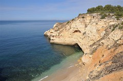 Praia Do Paraiso (Davy Beumer) Tags: algarve