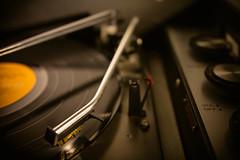 On Play: Ziggy Stardust (darren.cowley) Tags: vintage vinyl needle recordplayer davidbowie ziggystardust
