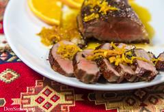 duck-5 (Stanislav Don Simon) Tags: food orange duck miel     magre   donsimonnet