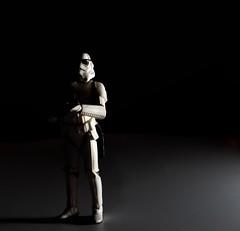 Stormtrooper . Mrida, Yucatn. Mxico (ERoblesN) Tags: white storm trooper black blanco mxico studio mexico toy star blackwhite starwars flickr negro yucatan estudio yucatn merida stormtrooper wars juguete mrida mayab 581 eroblesn