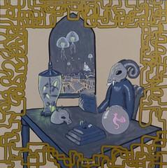 Art In Grenoble (brigraff) Tags: streetart grenoble galerie exhibition exposition dali codex librairie urbanus nunc brigraff nuncgallery codexurbanus dalifaitlemur