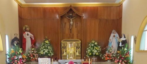 Capilla del Monasterio de Sta. Clara de Asís, Cdad. de Atlixco, Pue.