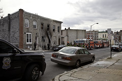 eastbaltimore_2303eastmadisonstreet_010116_fatalarson00006 (Patty Boh) Tags: city fire death cops police maryland charm baltimore east arson