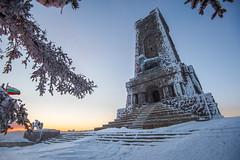 20160123_WES_0066 (Veselin Bonev) Tags: winter cold sunrise bulgaria shipka kazanlak