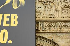 cattedrale (enrico sprea) Tags: italia propaganda web chiesa sculture duomo palermo arco piccione sicilia ingresso manifesto lettere cattedrale pubblicit trinacria tempio scrittura marmo portale contrasto religione cartellone rclame bassorilievo allaperto immaginisacre cattedraledipalermo pentaxlife tresto