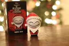 Funko Dorbz - Santa Jack (Sarah Whisted) Tags: toys peanuts snoopy horror charliebrown nightmarebeforechristmas funko vinylfigures freddykruger toycollection peanutsgang funkopop funkovinylfigures santajackskeleton funkodorbz