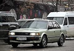 BH7225EX (Vetal_888) Tags: nissan ukraine bluebird kyiv licenseplates bh україна київ номернізнаки bh7225ex