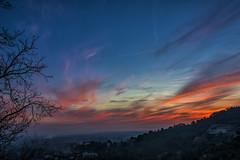 Night is coming @ Montevecchia (<e.cel8>) Tags: autumn italy lombardy montevecchia