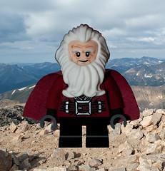 Balin (Shire) (stevesheriw) Tags: lego dwarf hobbit minifigure balin anunexpectedgathering