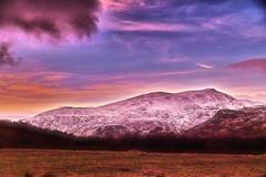 Evening dream. Newtonmore. (Fr Paul Hackett) Tags: mountain evening dream newtonmoreglen