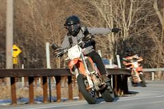 KTM 1601310466w (gparet) Tags: road bridge curves scenic motorcycles bearmountain motorcycle overlook windingroad twisties goatpath goattrail