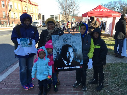 MLK Day Parade 2016 - Washington DC