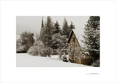 Schneefall in Admont (E. Pardo) Tags: schnee winter paisajes snow landscape austria nieve nevada invierno landschaft steiermark admont snowed schneefall