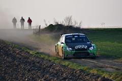 RALLY VAN HASPENGOUW 2016 (xxx-NICO-xxx) Tags: championship rally belgian van skoda fabia haspengouw r5 2016