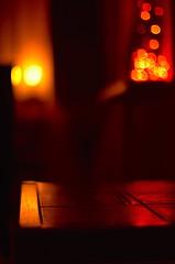 Late night (tradewinds>) Tags: macro 50mm lights nikon bokeh nikkor f12 d7000