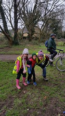 20160213_091758 (AnthonyLester229) Tags: cold wet grey woods running tonbridge parkrun event115 tailrunning 13february2016