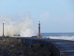 Castlerock today. (Sal Lim) Tags: castlerock nireland colondonderry sandwatersky beachseawaves