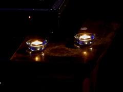 Ian McCulloch @ St Philip's Church, Salford 5/2/2016 (stillunusual) Tags: uk england music church night dark manchester evening concert candle live gig livemusic salford ianmcculloch mcr 2016 echoandthebunnymen stphilipschurch stphilipswithststephen
