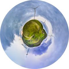 planet vasco (pbo31) Tags: california winter sunset sky color green circle nikon bayarea planet eastbay february livermore polarized turbine windfarm hump alamedacounty 2016 vascoroad boury pbo31 d810