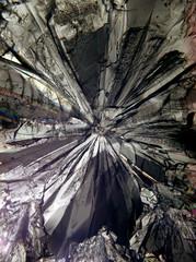 cracks (peterobrien186) Tags: macro lens diy canyon sugar homemade