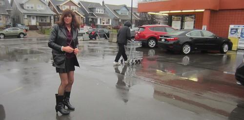 Rainy Day In Buffalo
