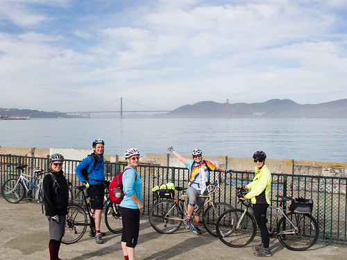 San Francisco ride