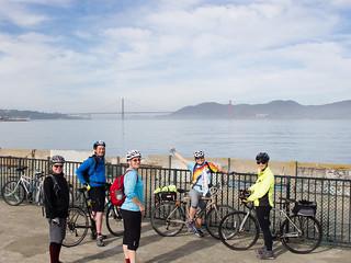 San Francisco ride