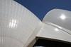 Opera Architecture (Heaven`s Gate (John)) Tags: blue sky white detail reflection building art sunshine closeup architecture design sydney sails australia architect tiles form jornutzon sydneyoperahouse johndalkin heavensgatejohn