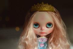 Comission: custom blythe doll